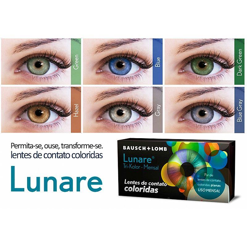 a99179ca7d51c Lente de Contato LUNARE MENSAL SEM GRAU • LentesdeContato.Net
